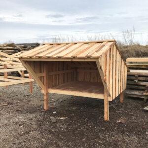 Nicewood shelter